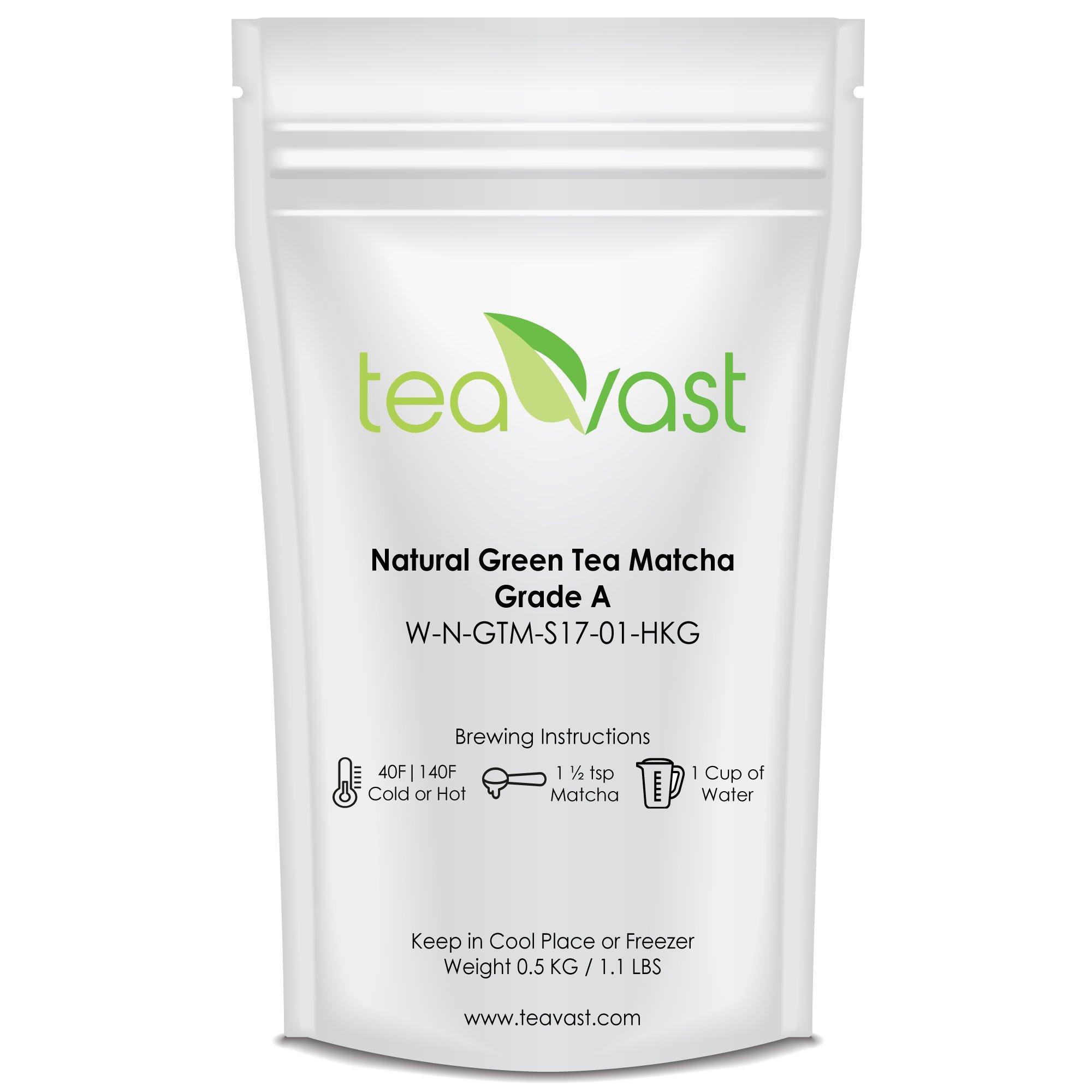 Ceremonial Green Tea Matcha 1.1lb